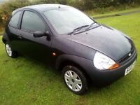 2007 Ford Ka 1.3 Studio, low miles, bargain!!