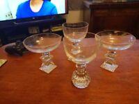 Lee Broom cut crystal glassware