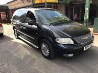 CHRYSLER GRAND VOYAGER LIMITED 51 PLATE 2.5 CRD MOTD FULLY LOADED £675