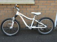 """Specialized Hotrock 20"""" Childrens Bicycle Used"""