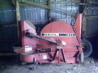 For Sale GEHL 1540 Silage Blower