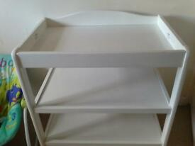Second hand, lovely Change Table up for grabs!