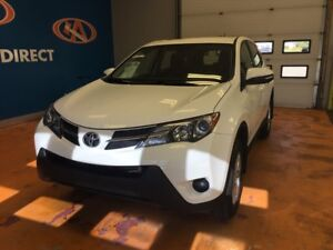 2015 Toyota RAV4 LE LOW KM'S!  AIR/ AUTO/ BLUETOOTH!  FINANCE...