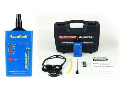 Superior Accutrak Vpe Ultrasonic Leak Detector