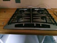 Neff gas hob & double oven