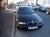 2004 BMW 318i 2.0L Auto