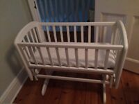 1 John lewis Baby Crib - we have 3 of them with matresses - perfect conditions