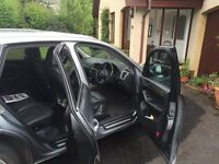 Superb Audi Q5 with Re con engine and many new parts