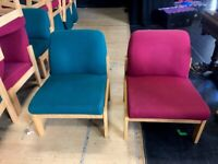 soft chairs - 20+ available