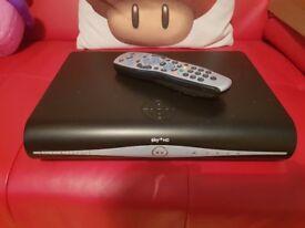 Sky HD Box & Remote