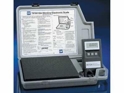 Tif Instruments Tif9010a Slimline Refrigerant Charging Scale Meter For Parts