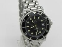Zenith Rainbow automatic divers Watch 02.0370.462 s/s serviced 23RD MAY 2018 NEW GLASS FITTED.