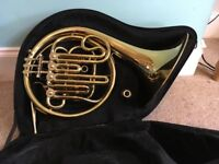 B&H Compensating French Horn