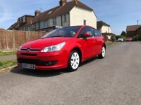 Citroen C4 1.6 HDi 16v by Loeb 3dr£1,695 p/x welcome Brand New Clutch 2007 (07 reg), 120,000 miles