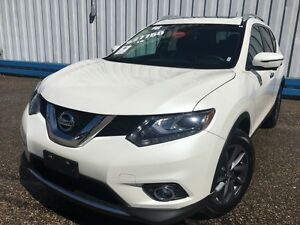 2016 Nissan Rogue SL AWD *LEATHER-SUNROOF*