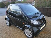 Smart Fortwo Cabriolet 2004