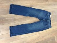 New and Unworn Men's Abercrombie and Fitch Jeans 34w 34l