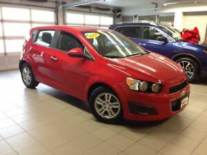 2012 Chevrolet Sonic LT/LCAL TRADE/LOW LOW KMS!!