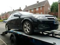 Vauxhall Astra sxi front end wing headlight bumper bonnet £50