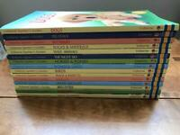 Usbourne Spotters Guides (15 books) Unused present
