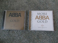 ABBA - Gold & More ABBA Gold Double CD Set - **Tons & Tons of ABBA!**