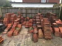 Various roof tiles for sale