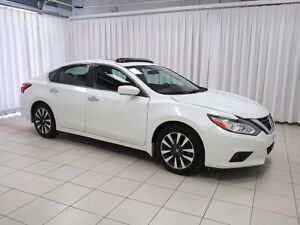 "2017 Nissan Altima ""ONE OWNER"" ALTIMA SV w/ SUNROOF ALLOYS HEATE"