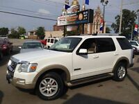 2006 Ford Explorer Eddie Bauer V6, 4x4, 141 KM ACCIDENT FREE