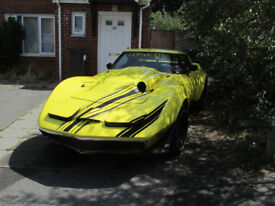 CORVETTE STINGRAY FOR SALE SUPERCHARGED TARGA TOPS VERY LOW MILAGE L88 HOOD S
