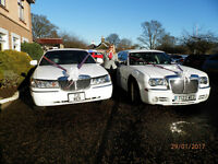 Wedding Car . Hen/Stag party Limousine