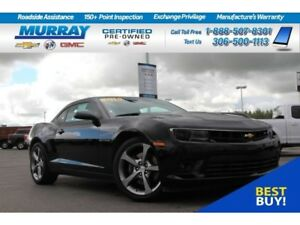 2014 Chevrolet Camaro 1SS RWD *SUNROOF,AIR CONDITIONING*