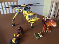 Lego Dino Helicopter 5886