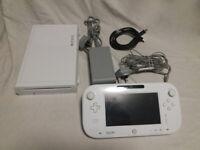 Nintendo Wii U 8GB Basic White
