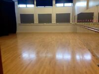 Small Hall Hire at Sedgehill School- Contact us for pricing PER HOUR!