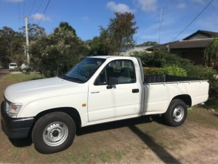 1999 Single Cab Toyota Hilux