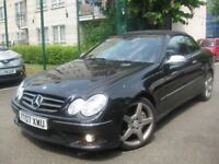 MERCEDES CLK 280 SPORT AUTOMATIC 2007 #### CONVERTIBLE CABRIOLET #### 3 DOOR COUPE
