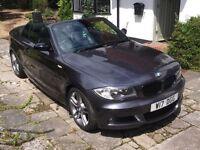 BMW 1 Series 120D 'Convertible' M Sport