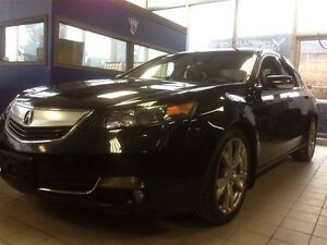 2012 Acura TL SH-AWD w/Advance Package