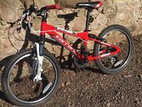 Carerra Blast Kids mountain bike (7-9)