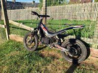 "Oset 16"" 36 volt Childs Electric Trials Bike"