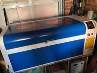 Laser machine - 80w Chinese laser machine 1040 bed size