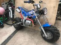 G wheel pitbike