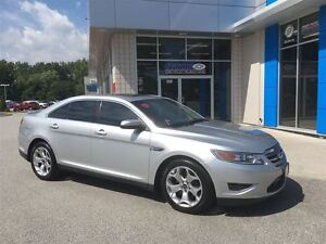 2010 Ford Taurus SEL Power Sunroof, Leather, Brand New Tires