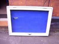Locking Display Cabinet Suit Jewellery, Valuables, Market Trader, Car Boot