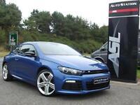 VOLKSWAGEN SCIROCCO 2.0 TSI R DSG Auto (blue) 2011