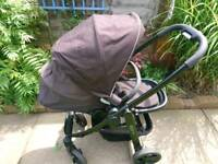 Pram & pushchair Graco Evo 3 in 1 travel system