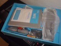 BRAND NEW NINTENDO WII BOXED BLACK EDITION WITH WII SPORTS & WII SPORTS RESORT