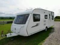 Swift Charisma 540/5 Touring 10 Caravan White