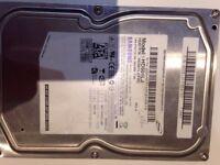 Samsung SpinPoint T166 HD501LJ 500GB SATA 3Gb/s 3.5'' 7.2k HDD Hard Drive Disk