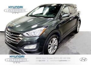 2013 Hyundai Santa Fe LIMITED AWD LIMITED, JAMAIS ACCIDENT&Eacut